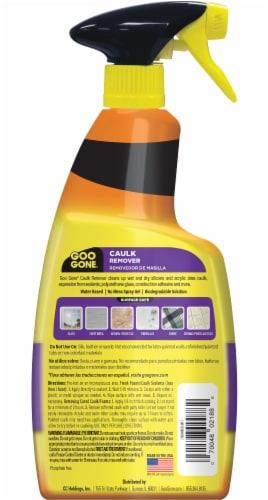Goo Gone® Citrus Power Scent Caulk Remover Perspective: back