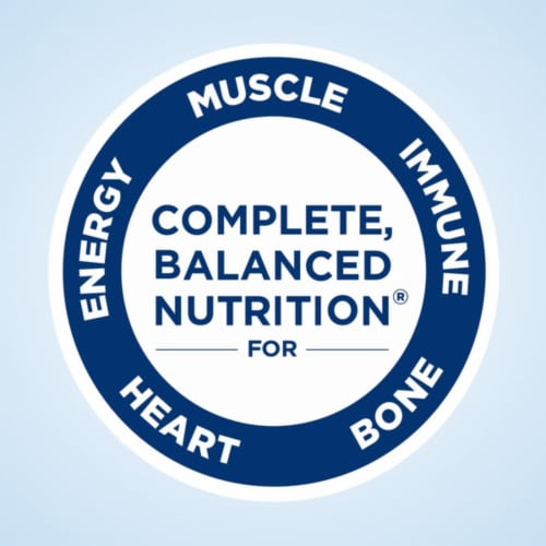 Ensure Original Milk Chocolate Ready-to-Drink Nutrition Shakes Perspective: back