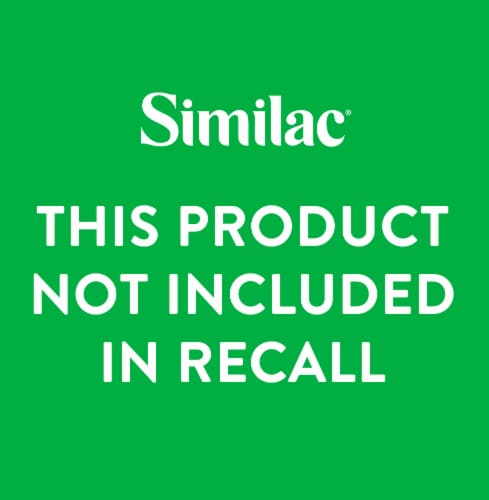 Similac Sensitive® For Fussiness and Gas Powder Infant Formula with Iron Perspective: back