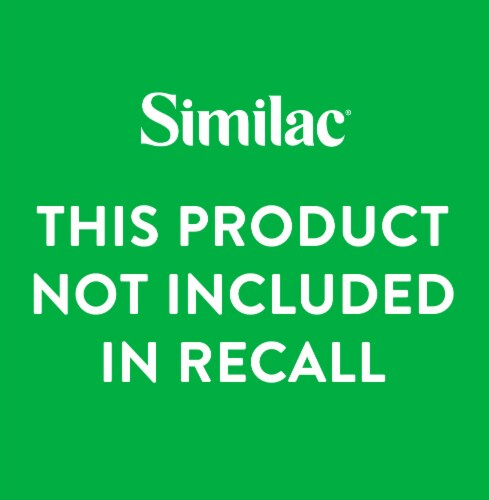 Similac Optigro Sensitive Powder Infant Formula Perspective: back