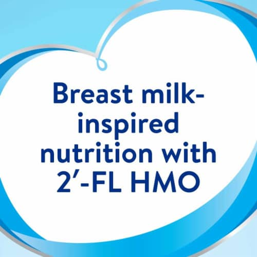 Similac Pro-Advance Non-GMO with 2'-FL HMO Powder Infant Formula with Iron Perspective: back