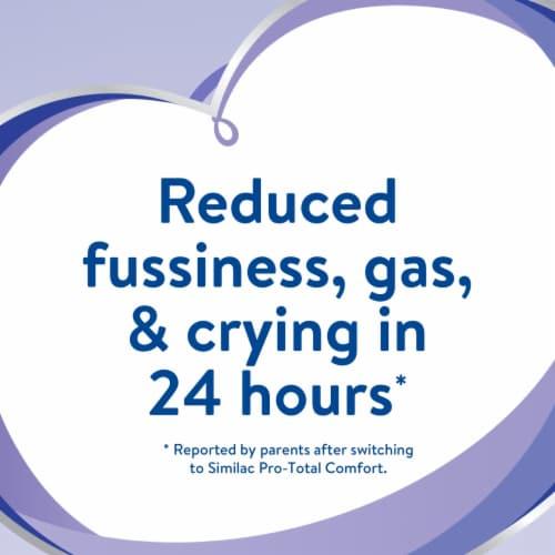 Similac Pro-Total Comfort Infant Formula Perspective: back