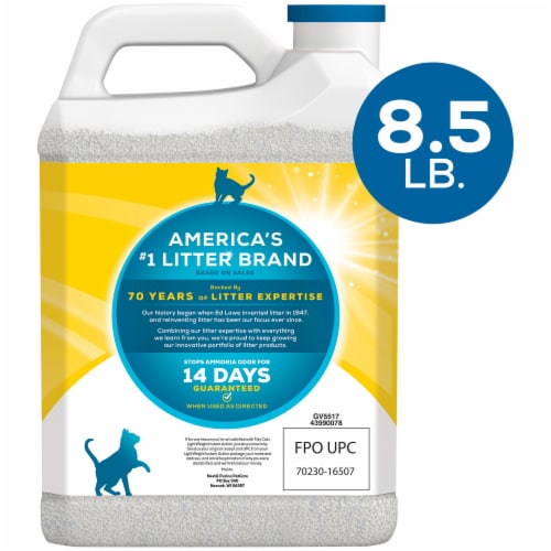 Tidy Cats LightWeight Instant Action Clumping Multi-Cat Litter Perspective: back