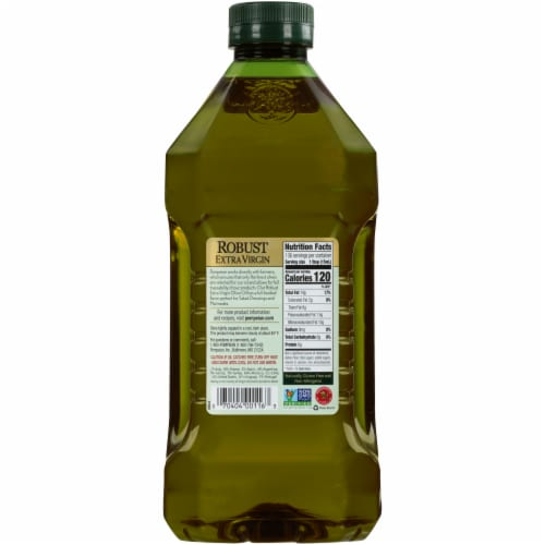 Pompeian Extra Virgin Olive Oil Perspective: back