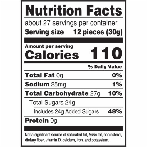 Sour Patch Kids Soft & Chewy Candy Family Size Perspective: back
