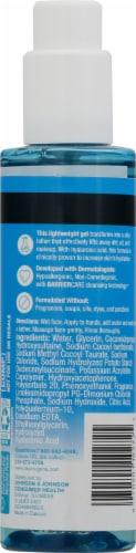 Neutrogena® Hydroboost Hyaluronic Acid Hydrating Cleansing Gel Perspective: back