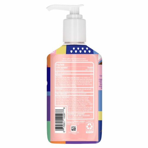 Neutrogena Oil-Free Acne Wash Pink Grapefruit Facial Cleanser Perspective: back