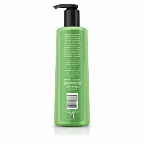 Neutrogena Rainbath Renewing Pear & Green Tea Shower & Bath Gel Perspective: back