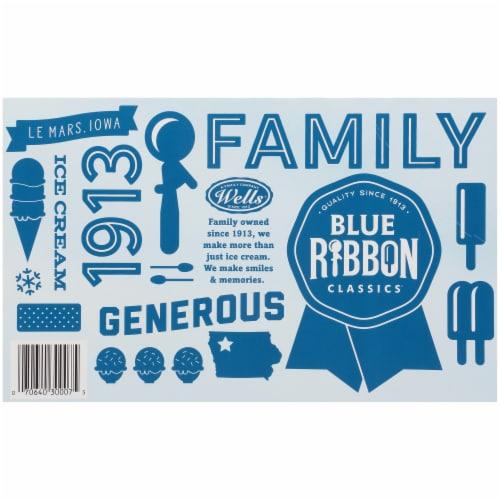 Blue Ribbon Classics Fudge Bars Perspective: back