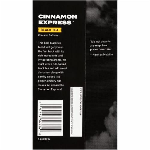 Celestial Seasonings® Cinnamon Express Black Tea Bags Perspective: back
