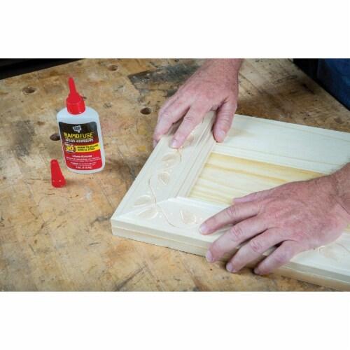 DAP® Rapid Fuse™ Wood Adhesive Perspective: back