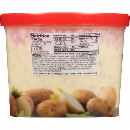 Reser's® Original Potato Salad Perspective: back