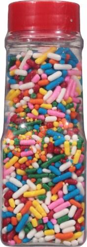 Betty Crocker Rainbow Sprinkles Perspective: back