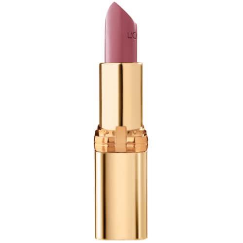 L'Oreal Paris Colour Riche Saucy Mauve Satin Lipstick Perspective: back