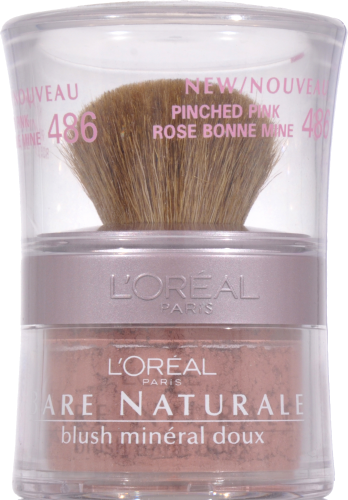 L'Oreal Paris Bare Naturale Blush - Pinched Pink Perspective: back