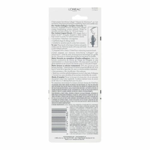 L'Oreal Paris Extra-Volume Collagen Mascara - 680 Blackest Black Perspective: back