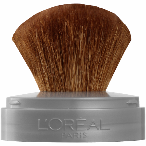 L'Oréal Paris True Match Loose Powder Mineral Foundation Makeup Soft Sable Perspective: back