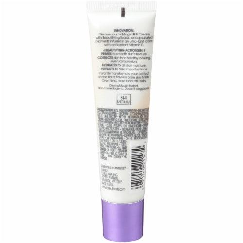L'Oreal Paris Magic Skin Beautifier Medium BB Cream Perspective: back