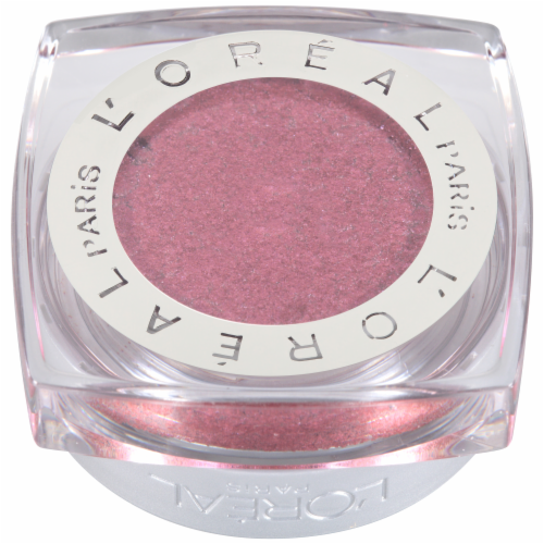 L'Oréal Paris Infallible 24-Hour Glistening Garnet Eye Shadow Perspective: back