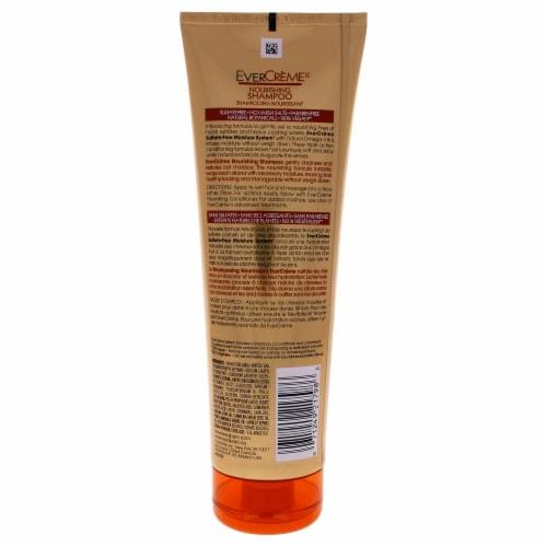 EverCreme Sulfate-Free Nourishing Shampoo by LOreal Paris for Unisex - 8.5 oz Shampoo Perspective: back