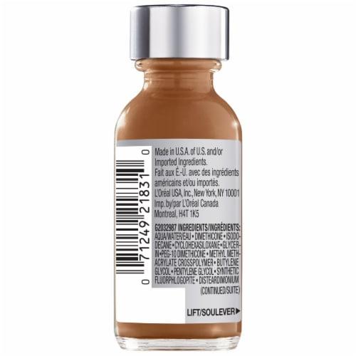 L'Oreal Paris True Match Super Blendable C8 Cocoa Liquid Foundation Makeup Perspective: back