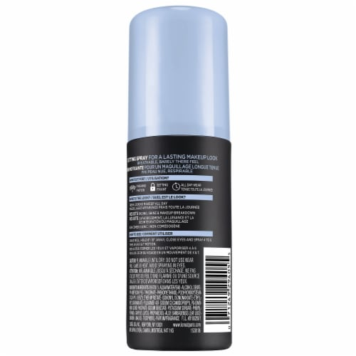 L'Oreal Paris Infallible Makeup Extender Oil-Free Setting Spray Perspective: back