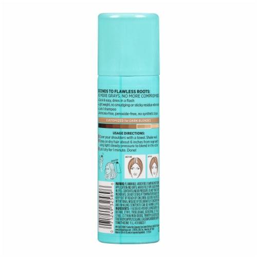 L'Oreal Paris Dark Blonde Magic Root Cover Up Spray Perspective: back