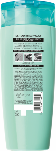 L'Oreal Paris Elvive Extraordinary Clay Rebalancing Shampoo Perspective: back