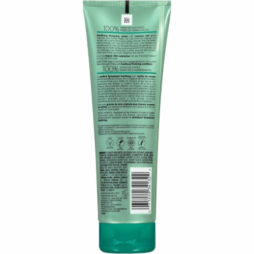 L'Oreal Paris EverStrong Thickening Shampoo Perspective: back