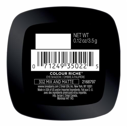 L'Oreal Paris Colour Riche Monos Mix & Matte Eyeshadow Perspective: back