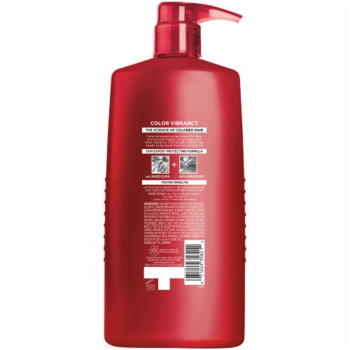 L'Oreal Paris Elvive Color Vibrancy Protecting Conditioner Perspective: back