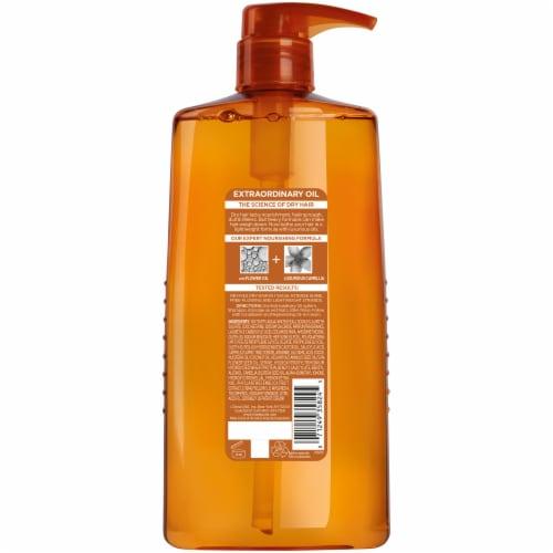 L'Oreal Paris Elvive Extraordinary Oil Nourishing Shampoo Perspective: back