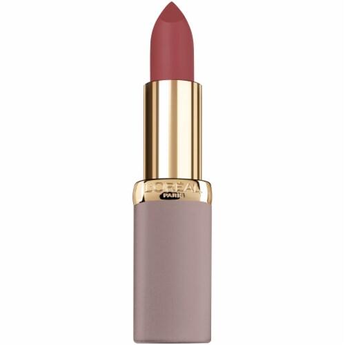 L'Oreal Paris Color Riche 980 Rebel Rouge Ultra Matte Lipstick Perspective: back
