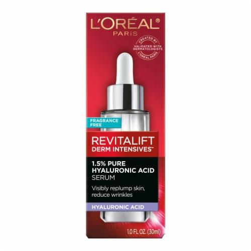 L'Oreal Revitalift Derm Intensives Hyaluronic Acid Serum Perspective: back