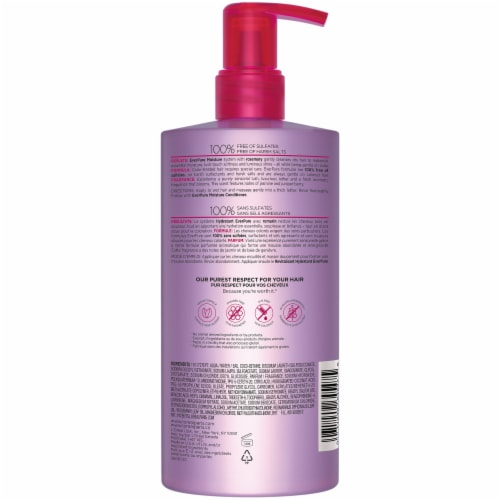 L'Oreal Paris Everpure Sulfate-Free Color Care System Rosemary Moisture Shampoo Perspective: back