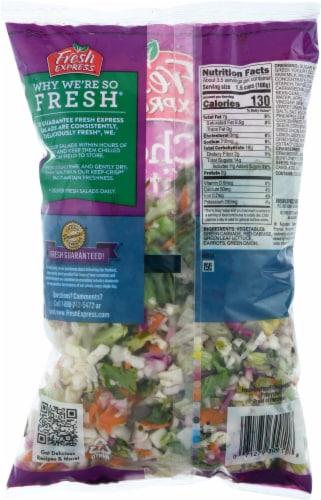 Fresh Express® Poppyseed Chopped Salad Kit Perspective: back