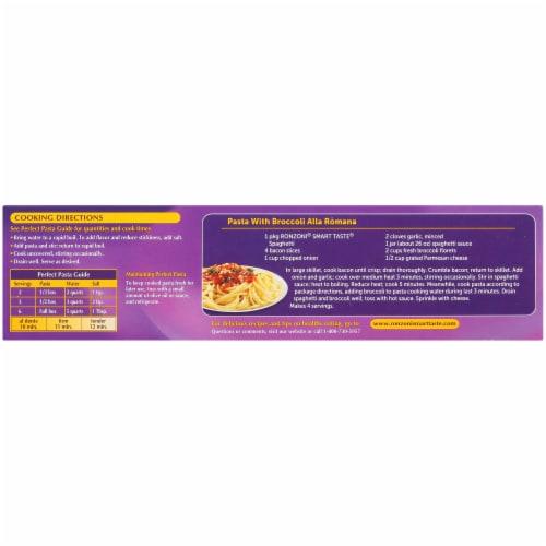 Ronzoni Smart Taste Spaghetti Perspective: back