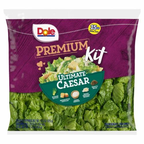 Dole Ultimate Caesar Salad Kit Value Size Perspective: back