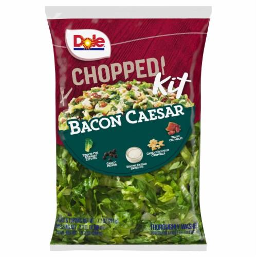 Dole Bacon Caesar Chopped Salad Kit Perspective: back