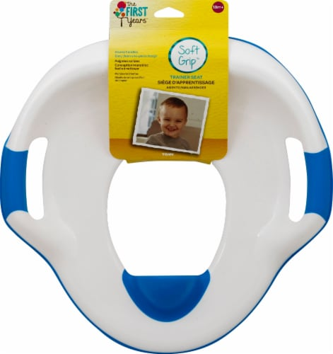 The First Years™ Soft Grip Potty Training Seat Perspective: back