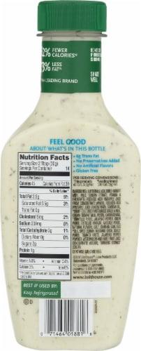 Bolthouse Farms Salsa Verde Avocado Yogurt Dressing Perspective: back