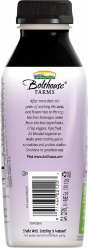 Bolthouse Farms® Keto Coconut Protein Shake Perspective: back