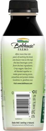 Bolthouse Farms Cinammon Horchata Plant-Based Keto Protein Shake Perspective: back