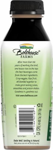Bolthouse Farms® Mocha Truffle Latte Plant-Based Keto Protein Shake Perspective: back
