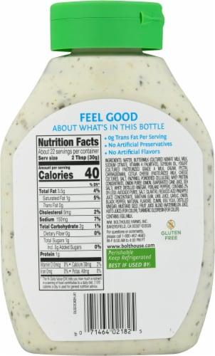 Bolthouse Farms® Cilantro Avocado Yogurt Dressing Perspective: back
