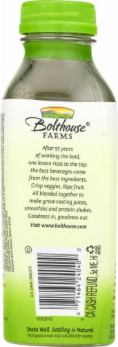 Bolthouse Farms Green Goodness Fruit Juice Smoothe Perspective: back