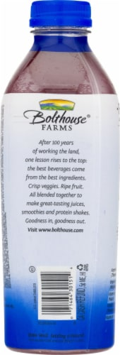 Bolthouse Farms Blue Goodness Fruit Juice Smoothie Perspective: back