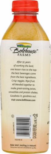 Bolthouse Farms Amazing Mango Juice Perspective: back