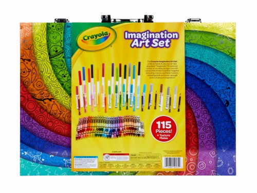 Crayola Imagination Art Set Perspective: back