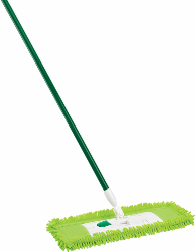 Libman® Microfiber Dust Mop - Green Perspective: back